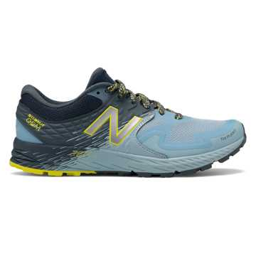 New Balance Summit Q.O.M, Orion Blue with Summer Sky & Sulphur Yellow