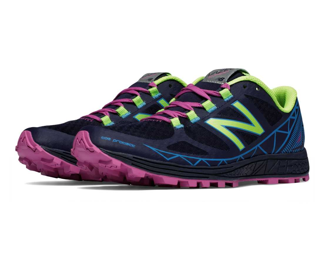 NB Vazee Summit Trail, Abyss with Toxic & Bayside