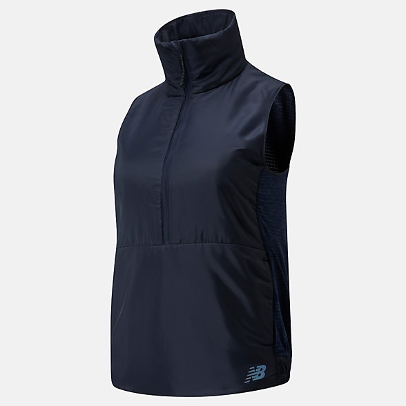 New Balance NB Heatgrid Vest, WV01274ECR