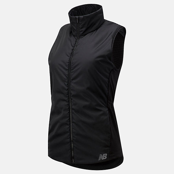 NB NB Heat Grid Vest, WV03254BK