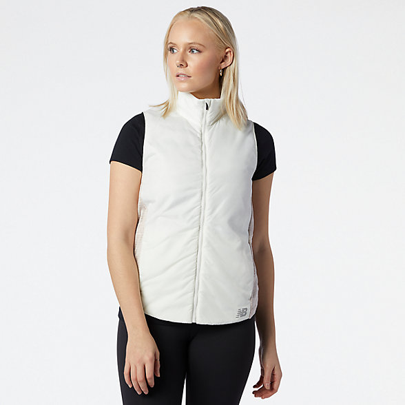 NB NB Heat Grid Vest, WV03254SAH