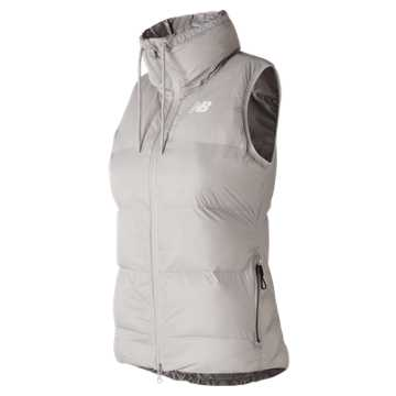 New Balance 247 Sport Thermal Vest, Overcast