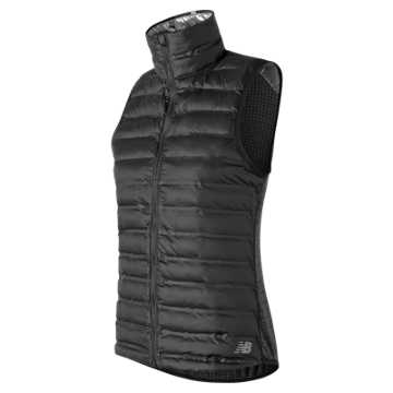 New Balance NB Radiant Heat Bonded Vest, Black