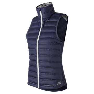 New Balance NB Radiant Heat Bonded Vest, Pigment