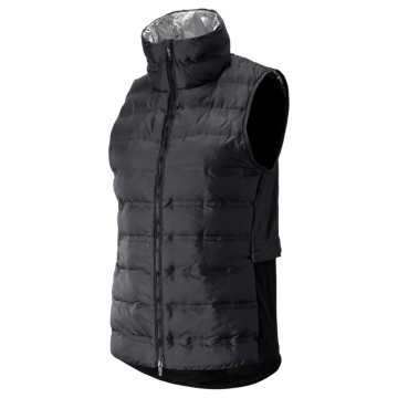 New Balance NB Radiant Heat Vest, Black