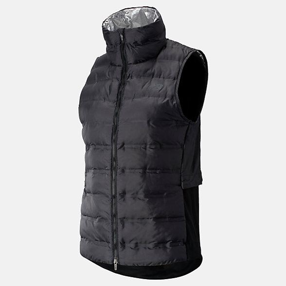 NB NB Radiant Heat Vest, WV93248BK