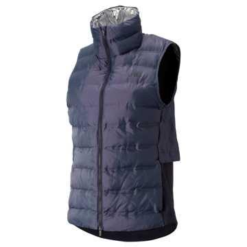 New Balance NB Radiant Heat Vest, Iodine Violet