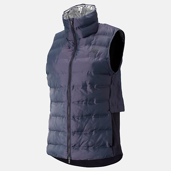 New Balance NB Radiant Heat Vest, WV93248IVI