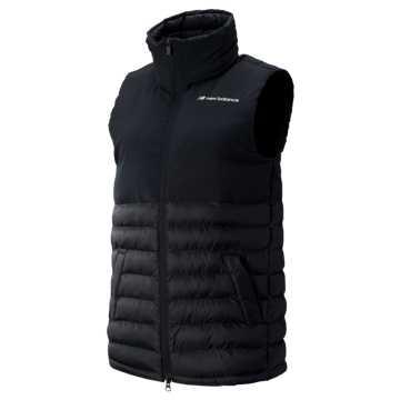 New Balance Sport Style Synth Vest, Black