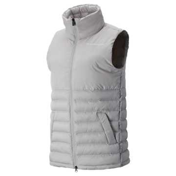 New Balance Sport Style Synth Vest, Overcast
