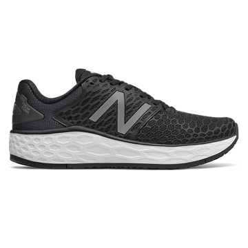 New Balance Fresh Foam Vongo v3, Black with White