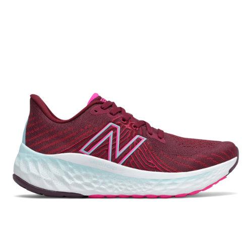 New Balance Fresh Foam X Vongo v5 - Mujeres EU 43, Red/Pink
