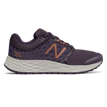 New Balance Fresh Foam 1165, Elderberry with Daybreak & Copper