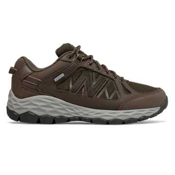 New Balance Fresh Foam 1350, Chocolate Brown with Team Away Grey