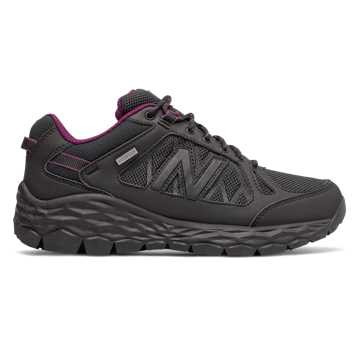 New Balance Fresh Foam 1350, Black with Silver