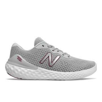 New Balance Fresh Foam 1365, Lead with Sedona & Silver Metallic