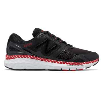 New Balance 1865 Disney, Black with Red & White