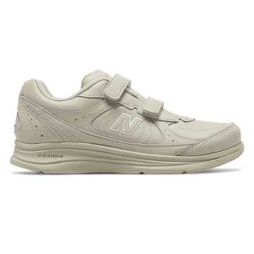 New Balance Women's Hook and Loop 577, Bone