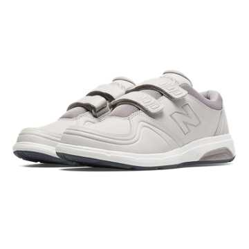 New Balance Women's Hook and Loop 813, Off White