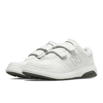 New Balance Women's Hook and Loop 813, White