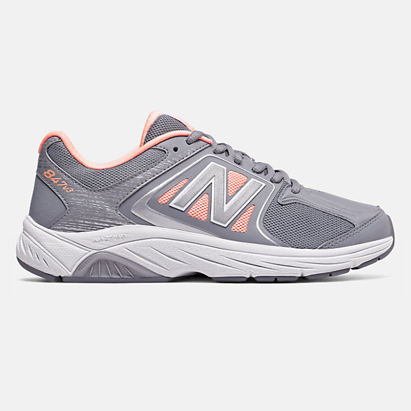 New Balance Womens 847v3, WW847GY3