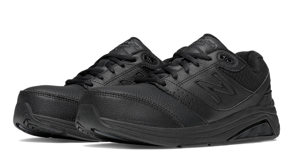 New Balance  Womens Walking Shoes Black