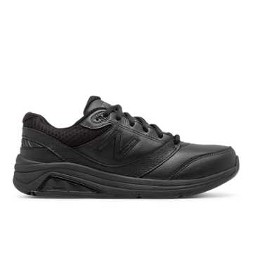 New Balance Women's Leather 928v3, Black
