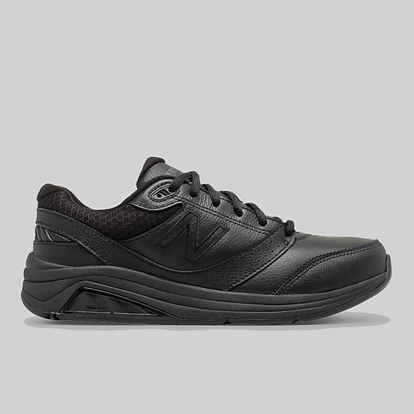 New Balance Women's Leather 928v3, WW928BK3