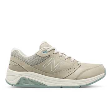 New Balance Women's Leather 928v3, Bone