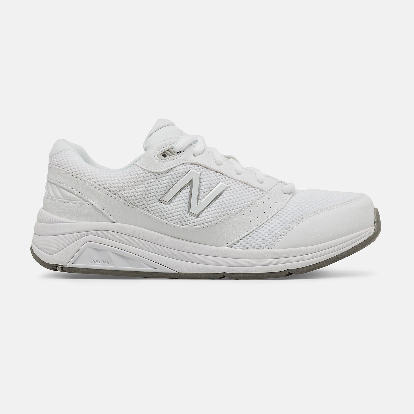 new balance white