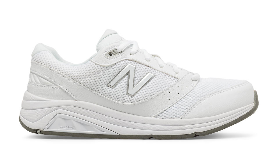 Inexpensive 148429 New Balance WW928 Women White Shoes