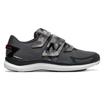 New Balance NBCycle WX09, Grey with Black & Energy Red