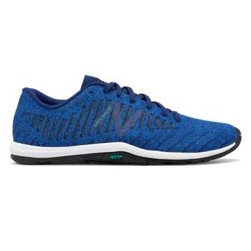 New Balance Minimus 20v7, Vivid Cobalt with Techtonic Blue & Verdite