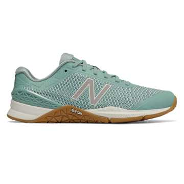 New Balance Minimus 40 Trainer, Ocean Air with Mineral Sage