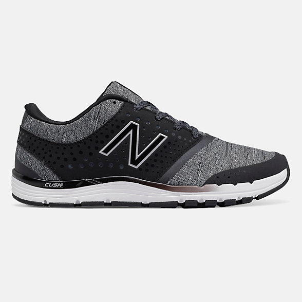 New Balance New Balance 577v4 Heathered Trainer, WX577HB4