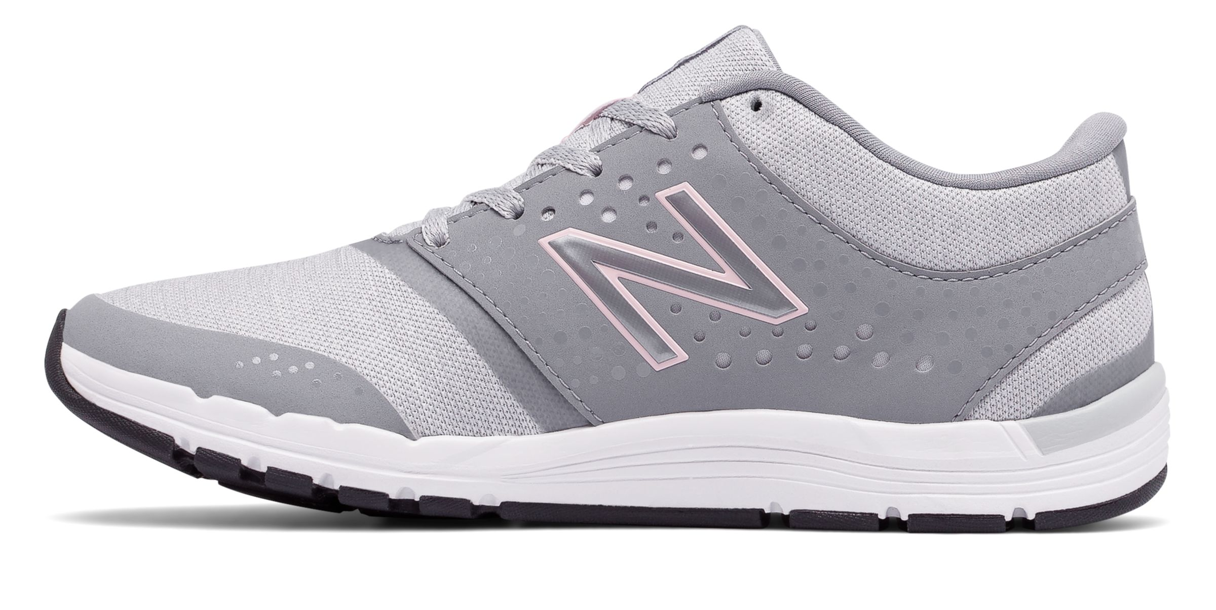 Womens 577v4 Heathered Fitness Shoes New Balance