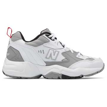 New Balance 608v1, Team Away Grey with White
