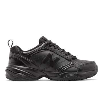 New Balance Womens New Balance 624, Black