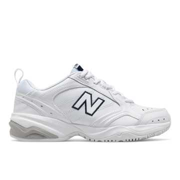 New Balance Womens New Balance 624, White