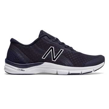 New Balance 711v3 Mesh Trainer Fun Pack, Navy with White