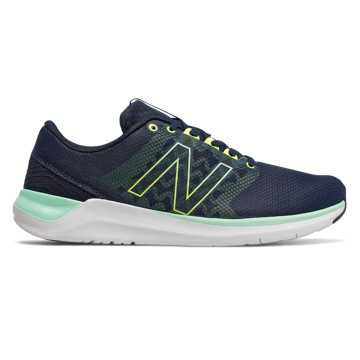 New Balance CUSH+ 715v4, Natural Indigo with Neo Mint & White