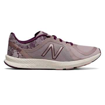 New Balance FuelCore Transform v2 Winter Shimmer, Faded Rose with Dark Mulberry