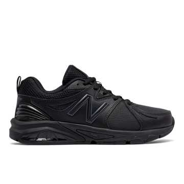New Balance Womens New Balance 857v2, Black