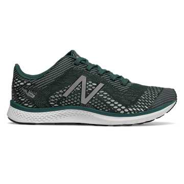 New Balance FuelCore Agility v2 Trainer, Deep Jade with Ocean Air