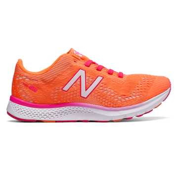 New Balance FuelCore Agility v2, Vivid Tangerine with Alpha Pink
