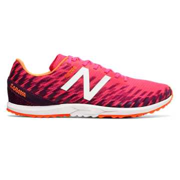 New Balance XC700v5 Spikeless, Alpha Pink with Dark Mulberry