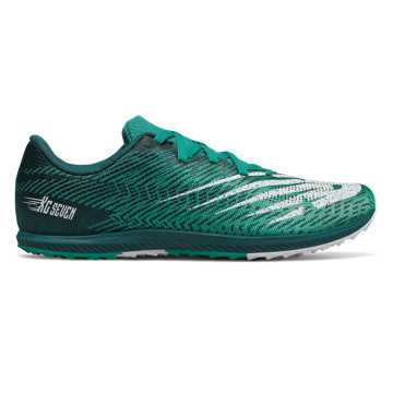 New Balance XC Seven Spikeless, Tidepool with Verdite
