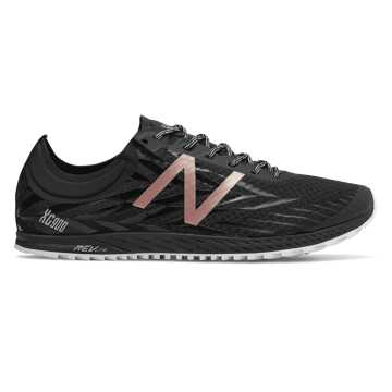 New Balance WXCR900 Spikeless, Black with Rose Gold