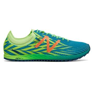 New Balance XC900v4 Spikeless, Pisces with Bleached Lime Glo