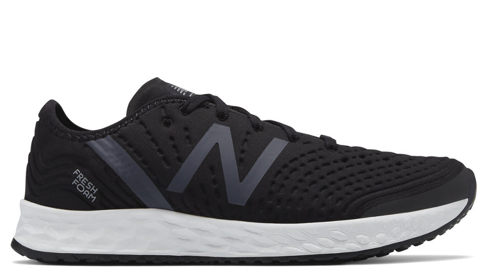 New Balance Fresh Foam Crush Black/White